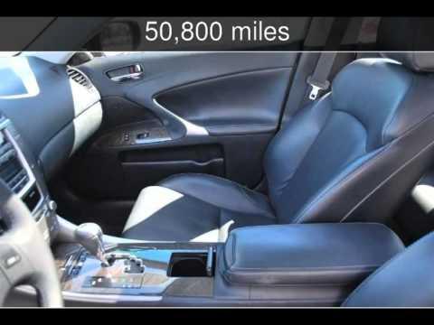 2009 Lexus Is 250 Used Cars Killeen Texas 2014 11 30