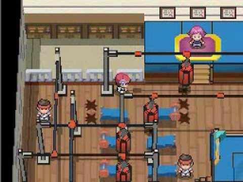 Pokemon platinum gym battle maylene youtube for Gimnasio 8 pokemon reloaded