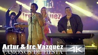 Artur Nadosyan & Ire Vazquez - Vamonos De Fiesta