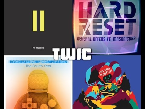 This Week in Chiptune - TWiC 082: Hello World, Inverse Phase, Rochester Chip, General Offensive
