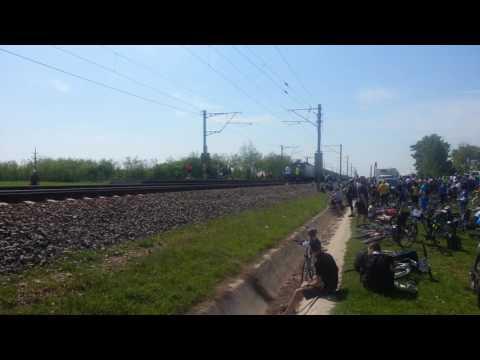 Tren marfa 2016