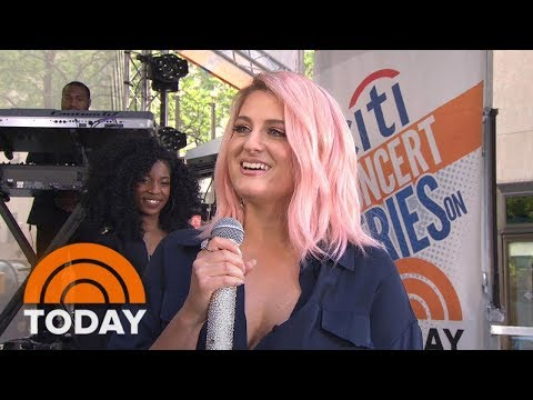Ask The Artist With Meghan Trainor On Her New Album | TODAY