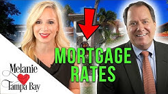 Will Mortgage Rates Drop to 0%? 🏡 Should You Refinance Your Home? | MELANIE ❤️ TAMPA BAY