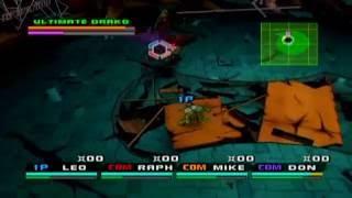 Teenage Mutant Ninja Turtles 3: Mutant Nightmare Boss - Ultimate Drako