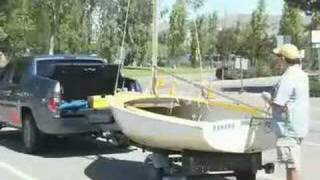 Rigging a Sailboat