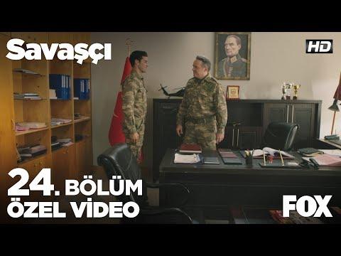 Kağan Yüzbaşı, Kopuz Albay'ın en önemli gününde yanında olmasını istiyor... Savaşçı 24. Bölüm