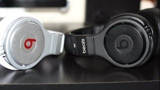 Beats by Dr. Dre Limited Edition DeTox Pro vs. Original Pro Review/Comparison(, 2011-06-19T12:58:46.000Z)