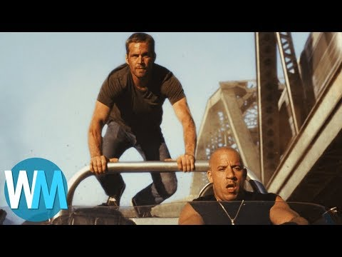 Another Top 10 EPIC Fast and Furious Moments