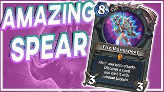 The Amazing Runespear