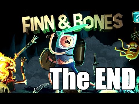 Adventure Time – FINN & BONES (THE END) – Cartoon Network