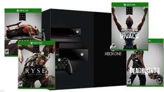 Exclusively on: Xbox One / Best First Party Games of Microsoft