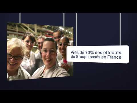 Un groupe ancré en France - Groupe PSA