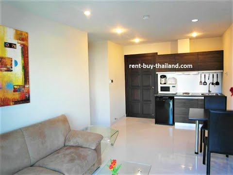 Park Lane Resort - buy or rent condo Jomtien - rent-to-own finance available