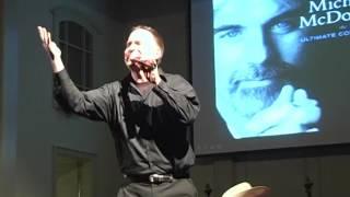 Michael Kelley Vocal Impressionist Voices that Change: Faith based version