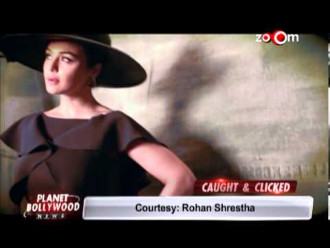 Preity Zinta's Hot Photo Shoot