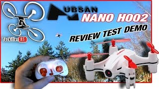 Video HUBSAN H002 Nano Drone REVIEW TEST DEMO / Petit Acrobate ! download MP3, 3GP, MP4, WEBM, AVI, FLV Desember 2017