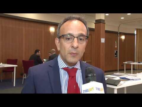 Naples Shipping Week 2016. Andrea Fisichella, Sales Representative Marine Department, Hempel Italy