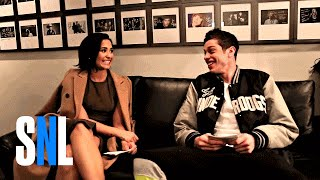 Two-Way Q&A: Demi Lovato and Pete Davidson
