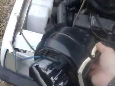 вентилятор отопителя ВАЗ 2108-99 как вытащить? - Смешные видео приколы