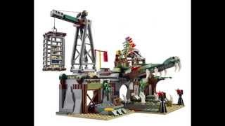 Lego Chima Summer 2013 sets