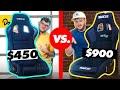 $450 Racing Seats Vs. $900 Racing Seats | Hilow