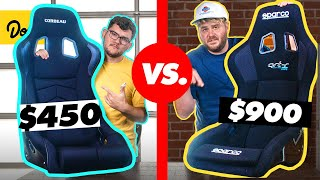 $450 Racing Seats vs. $900 Racing Seats | HiLow