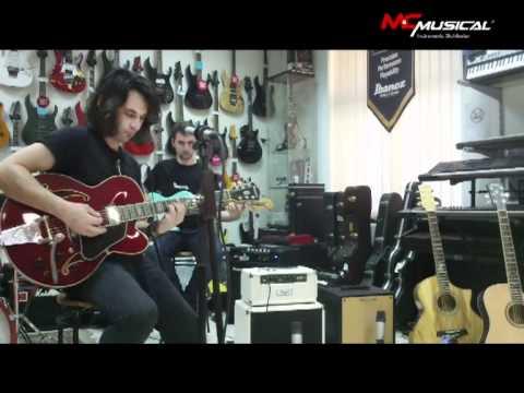 Ibanez AFS75T - Workshop chitara-Florin Stefan
