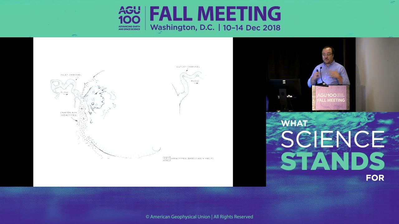 Agu Fall Meeting 2020.2018 Fall Meeting Press Conference Mars 2020 Sample Return Workshop