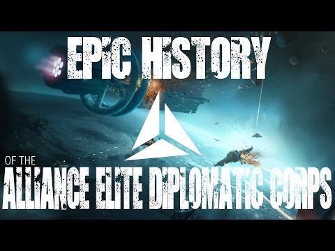 Epic History of The Alliance Elite Diplomatic Corps - Elite Dangerous