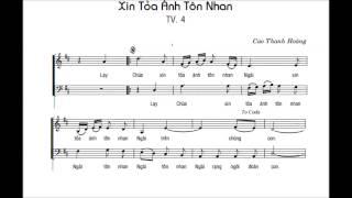 Xin Tỏa Ánh Tôn Nhan  -  TV4   -  Cao Thanh Hoàng   -   (all voices)  .