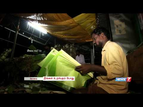 Story behind fresh vegetables in Coimbatore