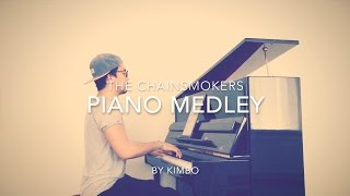 The Chainsmokers Memories Do Not Open Piano Medley SHEETS