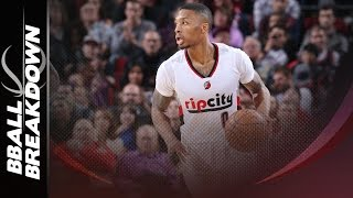 The NBA MVP Breakdown Weekly: Damian Lillard Moving Up?