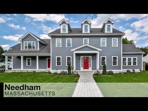 Video of 102 Webster Street  |  Needham, Massachusetts real estate & homes by Ned Mahoney