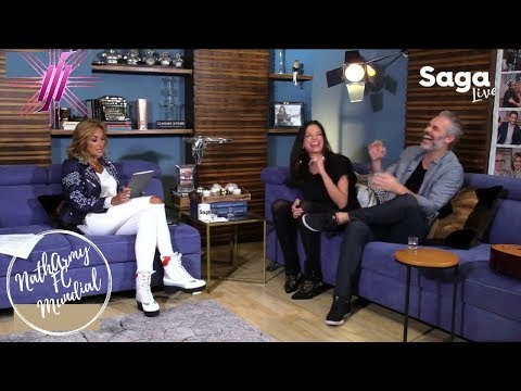 Natalia Jiménez en LA SAGA│Entrevista de Adela Micha #SagaLive