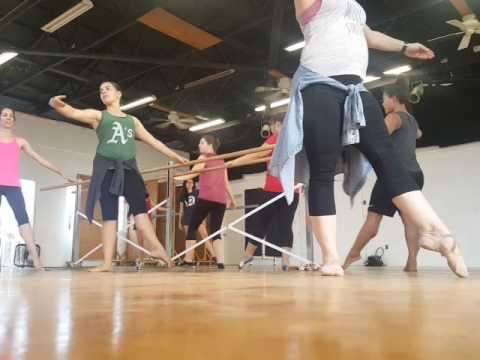 하와이 kona DTS HEARTBRIDGE/monday ballet class