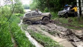 видео ВАЗ 21213 | Габариты | Нива