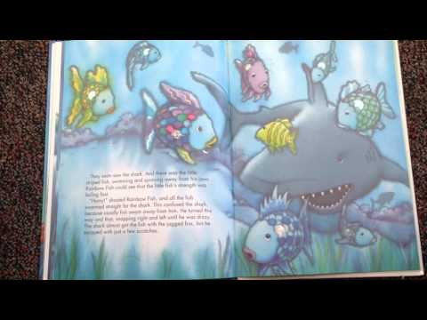 WRC Read To Me - Rainbow Fish To The Rescue!