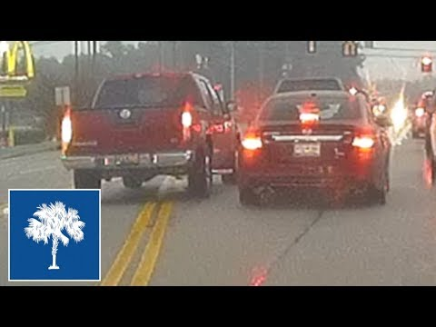 bad drivers of south carolina