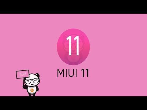 Устанавливаю новый рабочий стол MIUI 11