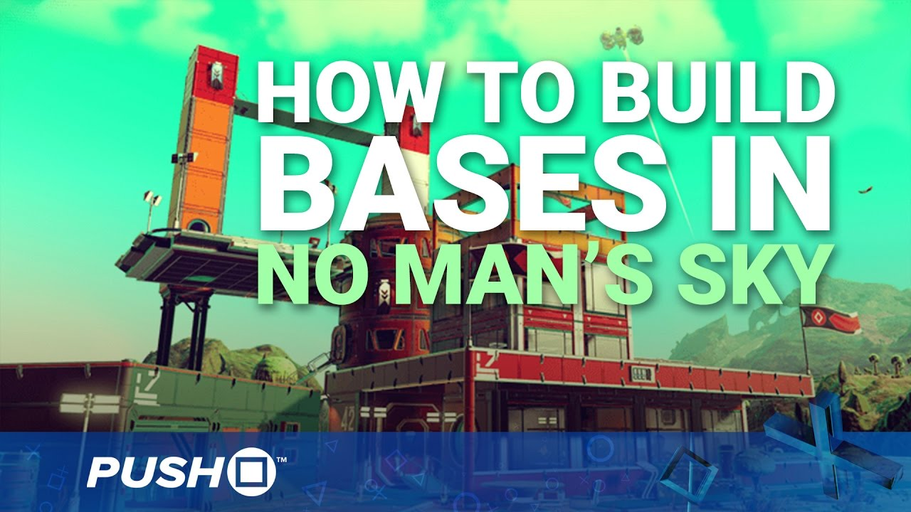 No Man S Sky Base Build