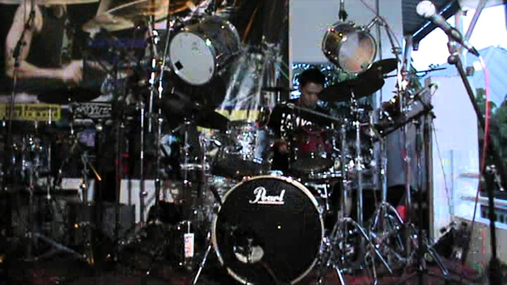 master class drum gusti hendy sepsa icha solo drum