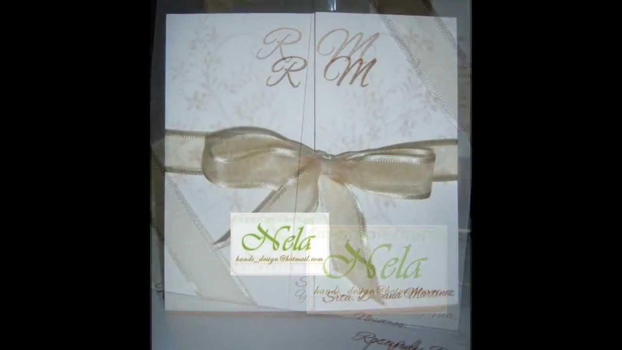Modelos de tarjetas de bodas modelos de tarjetas de - Tarjeta de boda ...