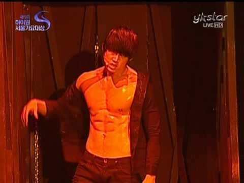 [100203] 2PM - Heartbeat @ Seoul Music Awards