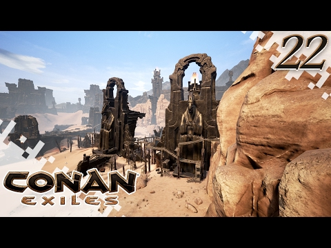 CONAN EXILES - Max Level And Archpriest! - EP22 (Gameplay)