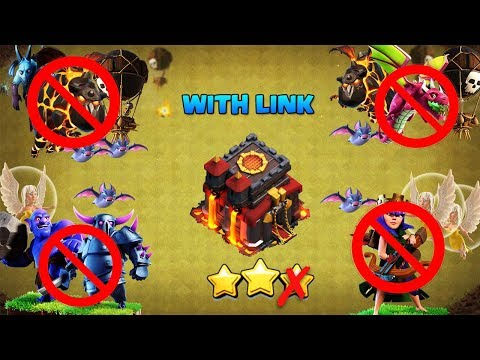 Town Hall 10 (Tested In 4 Wars) BEST WAR BASE 2019 AnTi 3 Star [AnTi All Combo] | Clash Of Clans