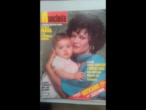 Revista Manchete 5 de Julho de 1980.