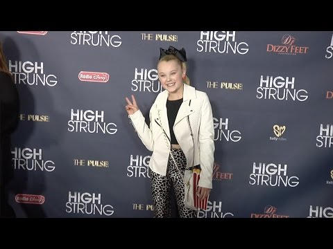 "JoJo Siwa ""High Strung"" Premiere #DanceMoms"
