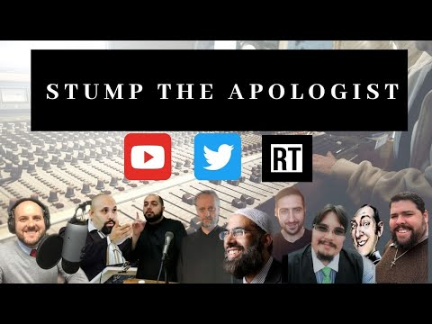 Stump the Apologist (August Edition)
