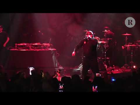 """Cypress Hill """"Band Of Gypsies"""" Live"""